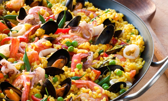 La Roca Tapas - Arlington Heights: Tapas and Spanish Cuisine at La Roca Tapas (Up to 53% Off). Two Options Available.