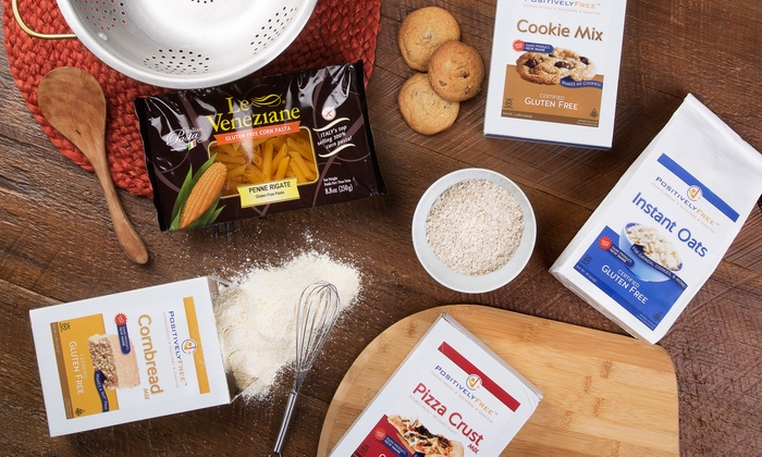 Freedom Delivered: Gluten-Free-Mix Package or $20 for $40 Worth of Gluten-Free Products from Freedom Delivered