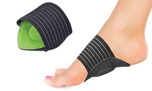 Cushioned Foot Arch Supports (2-Pack) at Cushioned Foot Arch Supports (2-Pack), plus 9.0% Cash Back from Ebates.