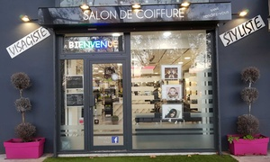 Style Coiffure: Shampoing, coupe et brushing, option couleur, mèches ou balayage dès 24 € au salon Style Coiffure