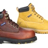 Goodyear Footwear Daytona Men's Leather Work Boots Medium & Wides