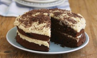 Hot Drink and Cake for One or Two at 4Degrees Bar and Restaurant (Up to 66% Off)
