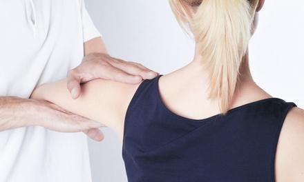 Seduta osteopatica e massaggi