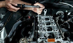 Overbridge Service Centre: Cambelt Replacement + Car Care Package: 4 ($299) or 6 Cylinders ($399) at Overbridge Service Centre (Up to $812 Value)