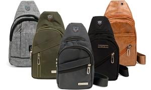 Men's Crossbody Sling Bag