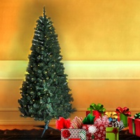 Deals on 5-in Pre-Lit Christmas Tree