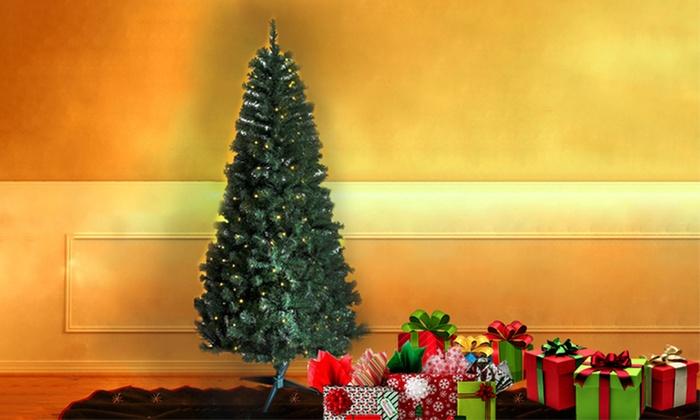 Christmas Tree Clearance.Clearance 5 Pre Lit Christmas Tree