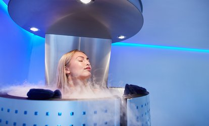 Up to 58% Off at Freezepointº Cryotherapy