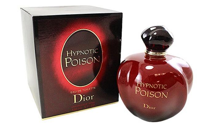 Christian Dior Hypnotic Poison Eau De Toilette 34 Or 5 Fl Oz