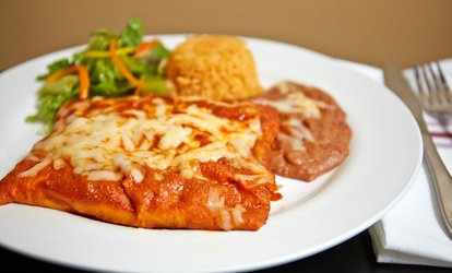 $7 for $15 Worth of Mexican Fare and Non-Alcoholic Drinks at Martita's Lunch Box