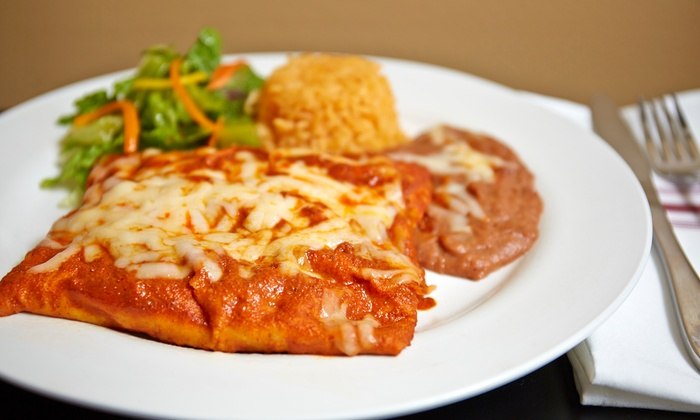 Taqueria y Panaderia Guadalajara - Heart of Lubbock: $12 for Four Groupons, Each Good for $5 Worth of Mexican Food at Taqueria y Panaderia Guadalajara ($20 Total Value)