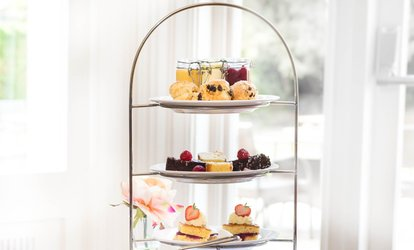 image for Afternoon Tea with Optional Prosecco for Up to Four at St. Andrews Town Hotel (Up to 40% Off)
