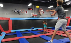Up to 44% Off Jump Sessions at Defy Gravity at Defy Gravity- Omaha, plus 6.0% Cash Back from Ebates.