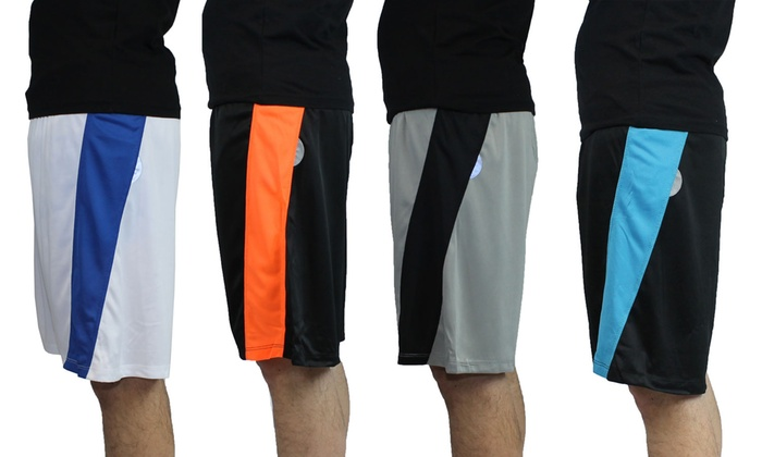 Men's Moisture-Wicking Athletic Shorts Mystery Deal