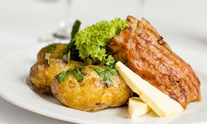 Restauracja Lucynka - Gdańsk: Romantyczna kolacja dla dwojga od 59,99 zł w Restauracji Lucynka w Gdańsku