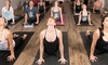 Up to 77% Off Yoga Classes at Balance Yoga
