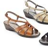 Rasolli Glory Women's Wedge Sandals