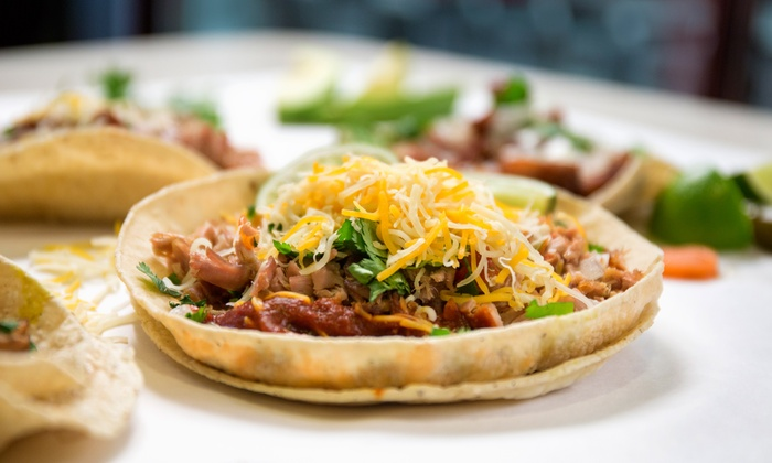 Juan in a Million - Holly: $12 for $20 Worth of Mexican Food at Juan in a Million