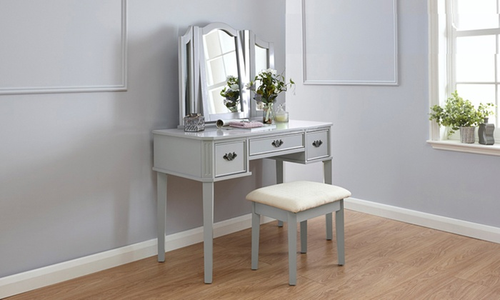 dressing table set