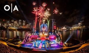 Opera Australia: La Bohème on Sydney Harbour: Ticket + Bonus Drink Voucher from $99, 23 March - 22 April
