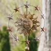 Sun Kinetic Garden Spinner