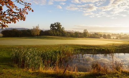 18 Holes of Golf for Two or Four at Nazeing Golf Club (Up to 66% Off)
