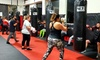 Up to 70% Off Kickboxing Classes at Hills Training