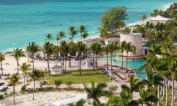 All Inclusive Memories Grand Bahama Beach Resort Trip W Nonstop Air From Vacation Express