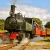 Voyage en train à vapeur dans le Velay