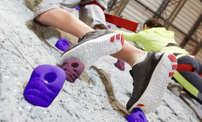 Belay Class and Three or Five <strong>Climbing</strong> Sessions at Granite Arch <strong>Climbing</strong> Center (Up to 49% Off)