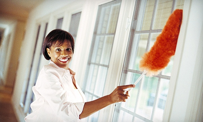'Maid to Clean' Residential Cleaning - Back Creek: Cleaning Services for A Two-, Three-, or Four-Bedroom Home from 'Maid to Clean' Residential Cleaning (Half Off)