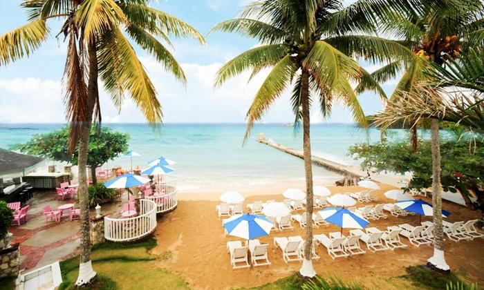 All Inclusive Beachfront Resort In Jamaica