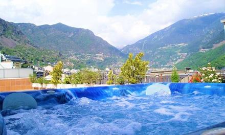 Andorra: 1 o 2 noches en habitación doble o suite para 2 con opción a Centro Termolúdico de Caldea en Hotel President 4*