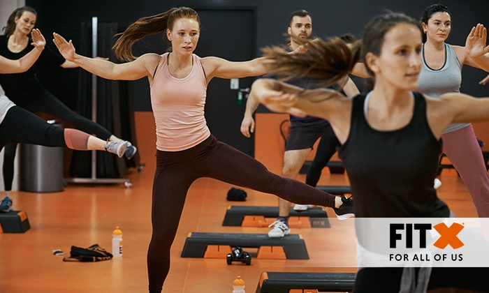 12 Monate Fitness und Kurse