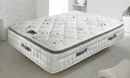 Ametist Crystal 2500 Pillow Top Mattress With Free Delivery from Groupon UK & Ametist Crystal 2500 Pillow Top Mattress With Free Delivery from ... pillowsntoast.com