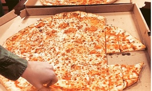 Benny Sorrentino's: One or Two Large Cheese Pizzas or One Large One Topping Pizza at Benny Sorrentino's (Up to 32% Off)
