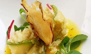 Parrilla García Restaurante: Menú para dos: surtido entrantes, principal, degustación de postres y bebida desde 19,90€ en Parrilla García Restaurante