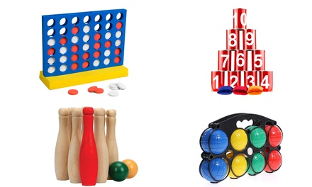 Garden Large Games Sets