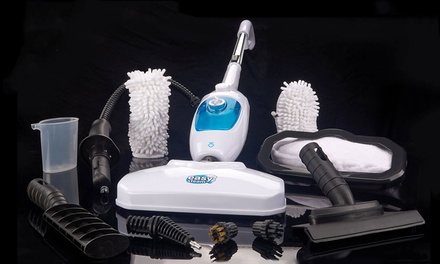 Steam Mop System with Accessories
