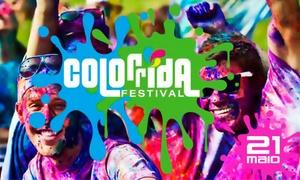 Facilita BH Eventos: Colorrida – Praça Olávo Kafunga Bastos, Jardim Atlântico: ingresso para 21/05