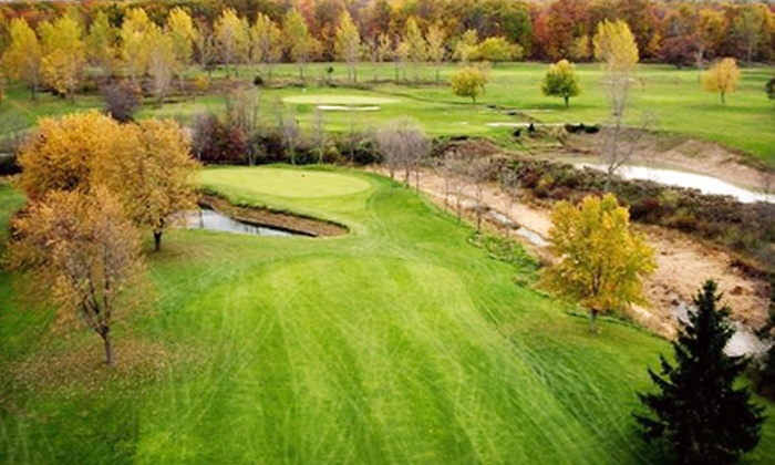 Pelham Hills Golf and Country Club - Pelham: 18 Holes of Golf for Two or Four with Cart Rentals at Pelham Hills Golf and Country Club (Up to 52% Off)