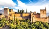 Granada: 1 o 2 noches con desayuno y parking