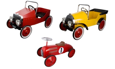 Great Gizmos Pedal Cars and Ride On Toys in Choice of Option