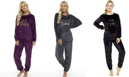 Womens Loungewear Set