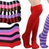 Fleece Cozy Over-the-Knee Socks (6-Pack)