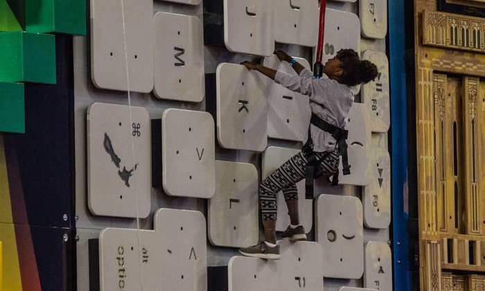 30% Off Indoor Climbing at ClimbZone White Marsh