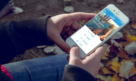 Discount Voucher Towards Hotel Booking or Flights on Musafir Mobile App (93% Off)