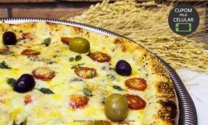 Itália Pizza: Itália Pizza - Vila Buarque: 1 ou 2 pizzas grandes (salão, delivery ou retirada)