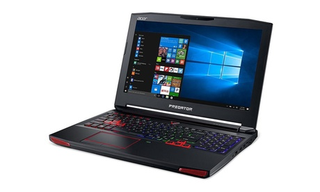 "Acer Predator 17.3"" Gaming Laptop with Intel Core i7 CPU and NVIDIA GeForce GTX 1070 GPU (Manufacturer Refurbished) 5b2c3f0e-50e3-45bd-a7d3-5bd1cdea30f9"