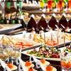 愛知県/名古屋市≪和洋中ランチブッフェ(デザートも含む)+ソフトドリンク飲み放題90分≫